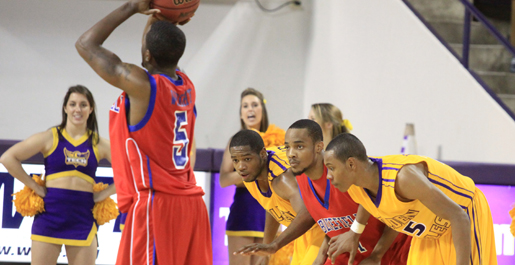 Second half surge lifts Golden Eagles over Bluefield, 74-56