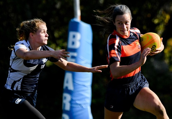 Preview: Women's Rugby Headed to Division II Fall Championship