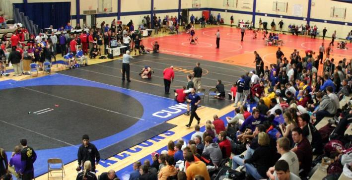 Ambrocio, Sanders in finals at Pete Wilson Wheaton Invitational