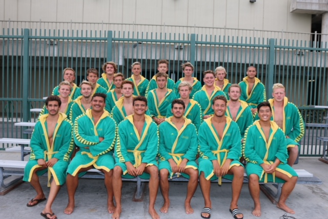 Men's Water Polo Rule the Weekend