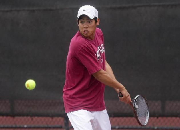 No. 53 Bronco Men's Tennis Secures 4-3 Win over UC Irvine