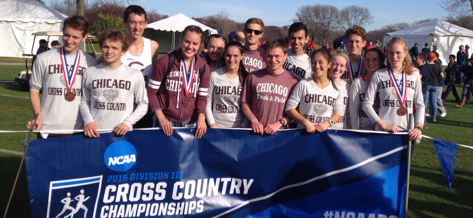 Maroon men's and women's cross country teams both qualify for nationals
