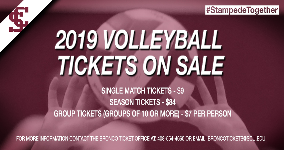 Volleyball Tickets on Sale Now
