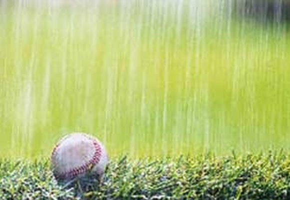 Weather Once Again Changes Baseball Schedule
