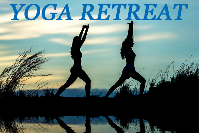SIGN UP FOR THE YOGA RETREAT
