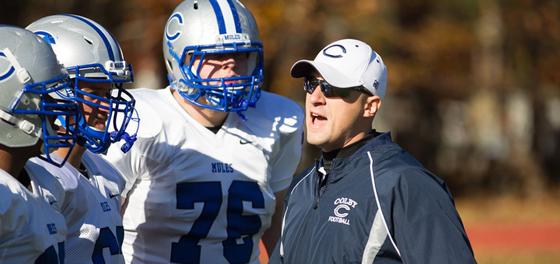 Hanhold Named Linebackers and Special Teams Coach