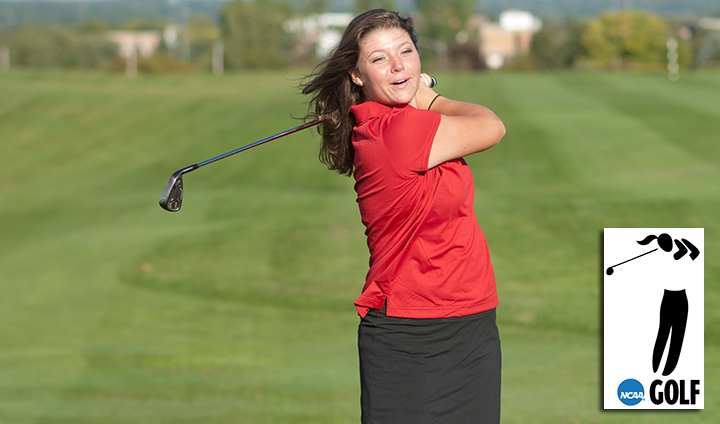 Women's Golf Remains Eighth After Day Two At NCAA East Regional