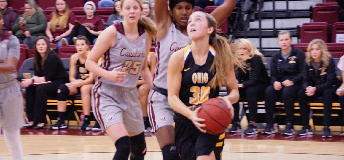 Win Streak Snapped As Women's Basketball Falls At Home