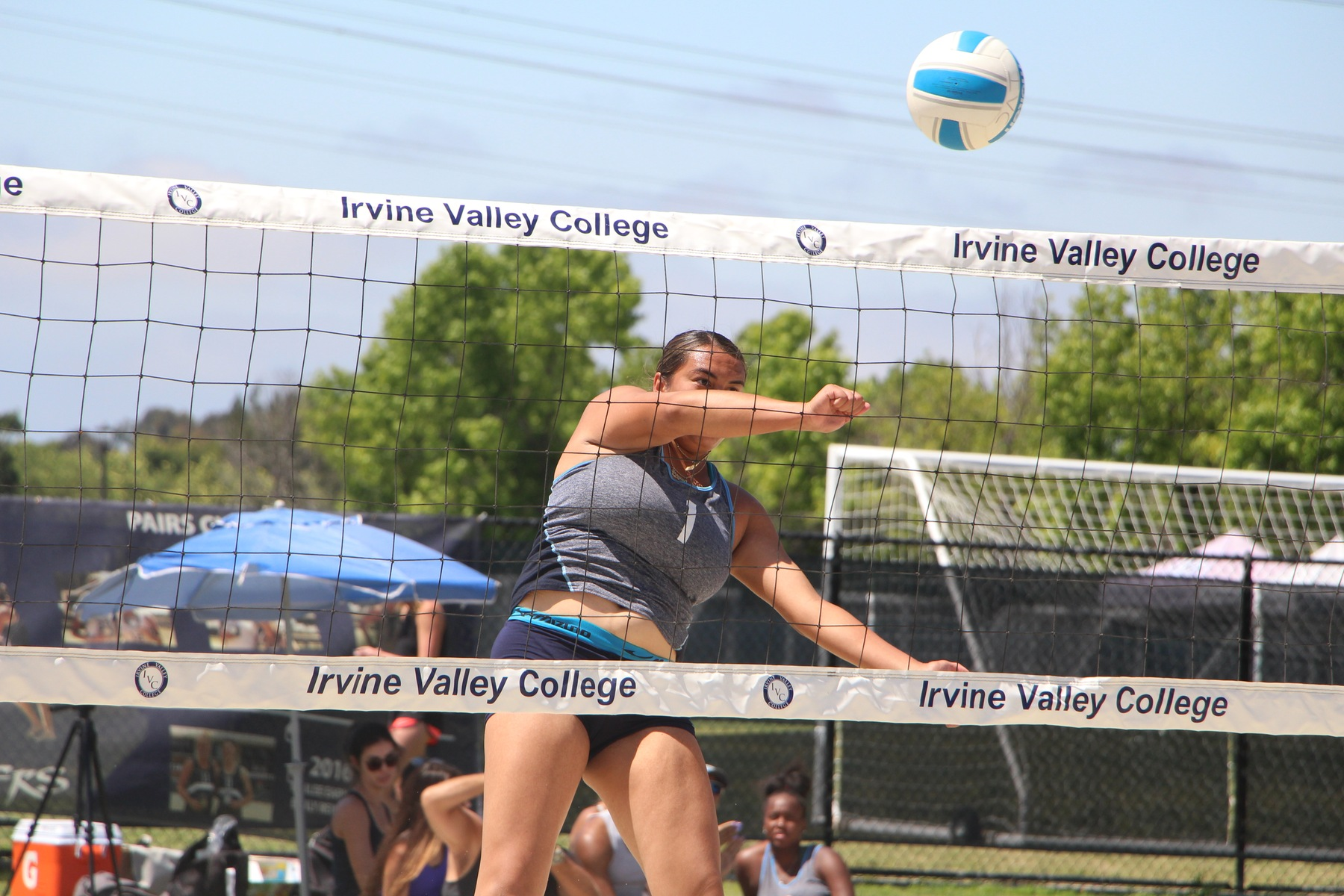 Beach Volleyball Set for 2019 CCCAA Team & Pairs Regional