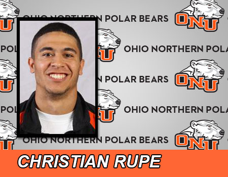 Schalois, Rupe lead Men's Track & Field to a second place finish at the OAC Outdoor Championships