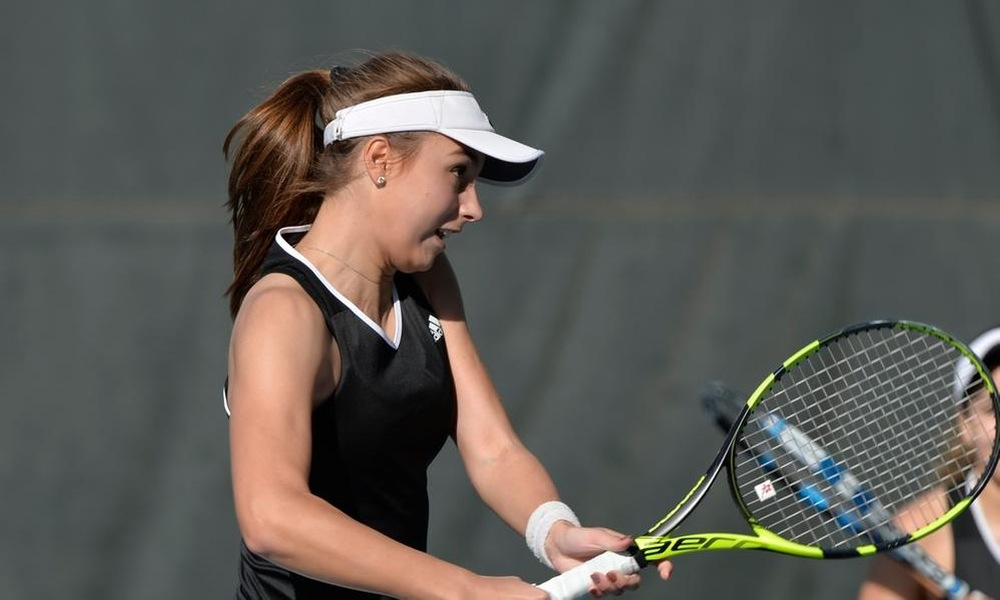 WOMEN'S TENNIS SEND TWO TO TOURNAMENT FOR FINAL FALL MATCHES