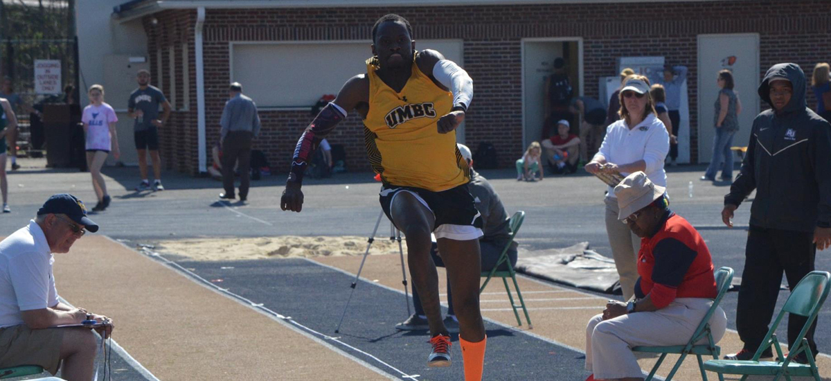 Johnson Concludes UMBC Track and Field Season at NCAA East Preliminaries