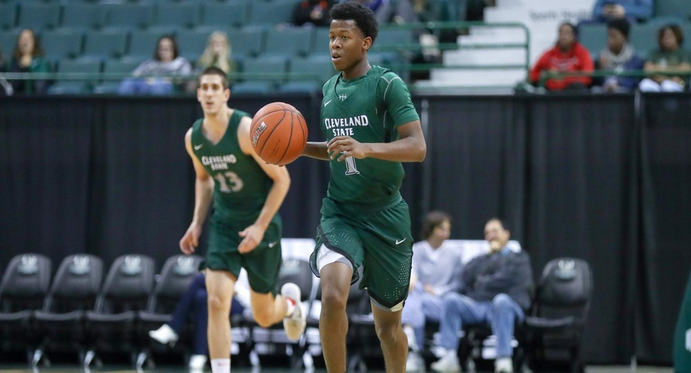 Cleveland State's Comeback Attempt Comes Up Short
