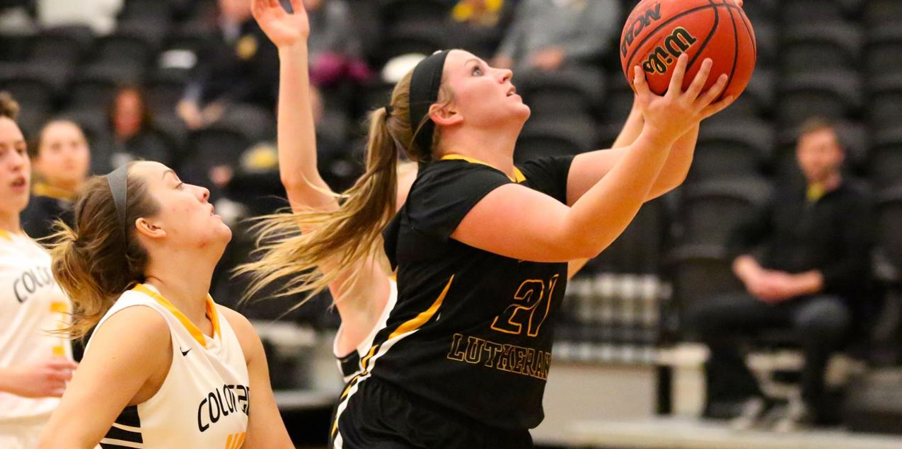 Cierra Jordan, Texas Lutheran University, Player of the Week (Week Seven)