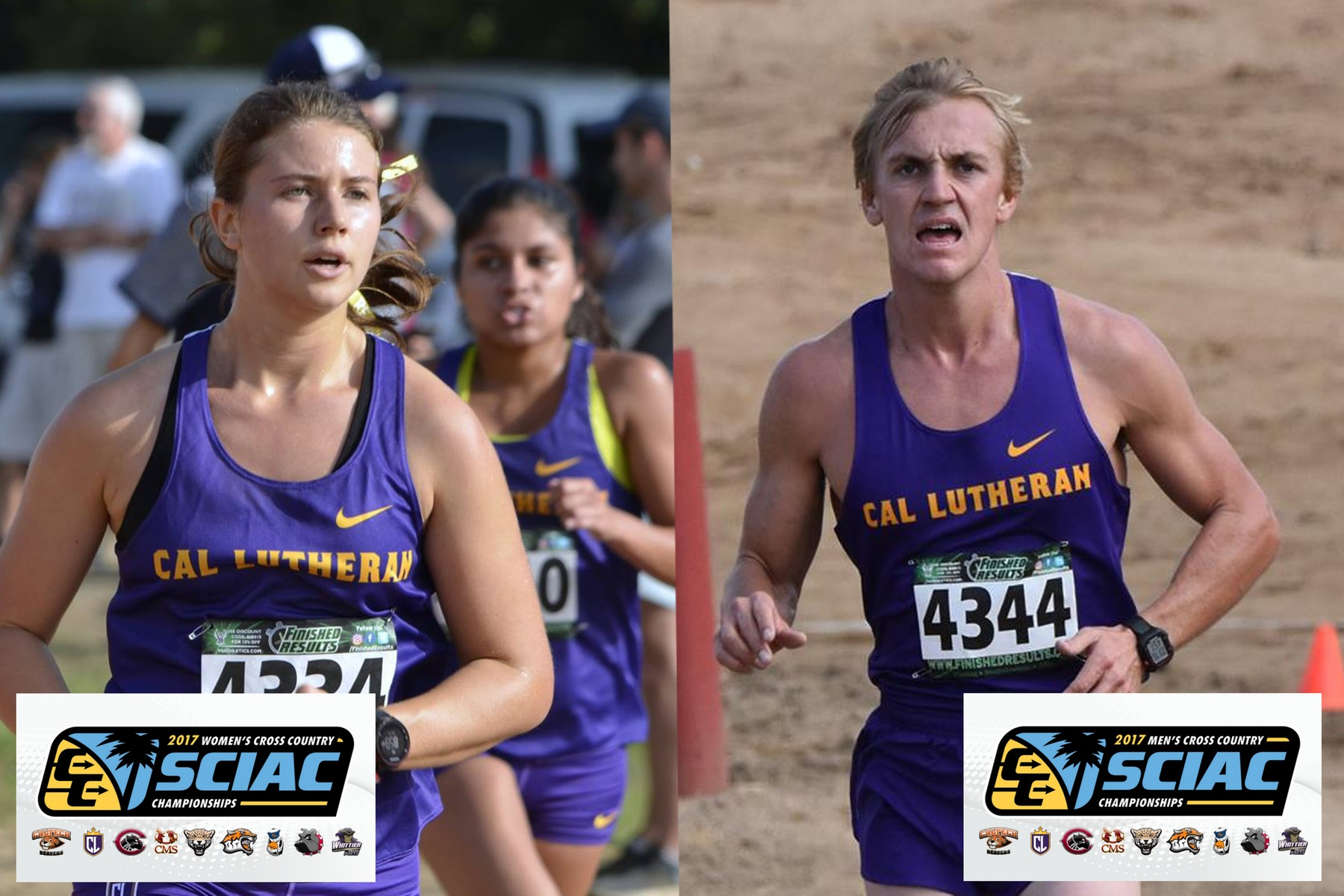 Cross Country Set to Compete at SCIAC Championships