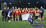 Women's Soccer, Nov 5 & 7