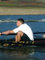 Men's Crew Has Good Day at PCRC's