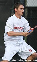 Bronco Men's Tennis Faces Bay Area Rivals, Stanford and San Francisco This Week