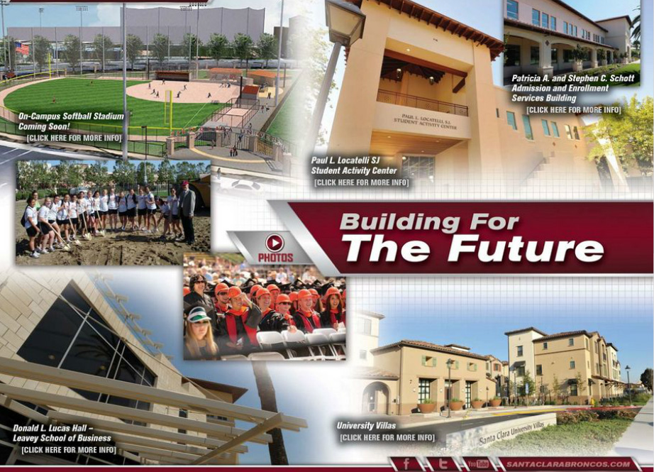 NEW! 2012 Virtual Guides Released Today For Bronco Volleyball, Men's Soccer and Women's Soccer