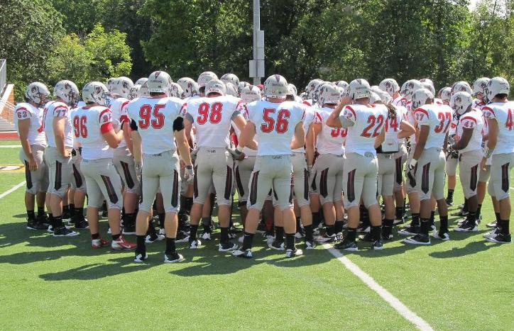 Football Hosts Allegheny Saturday