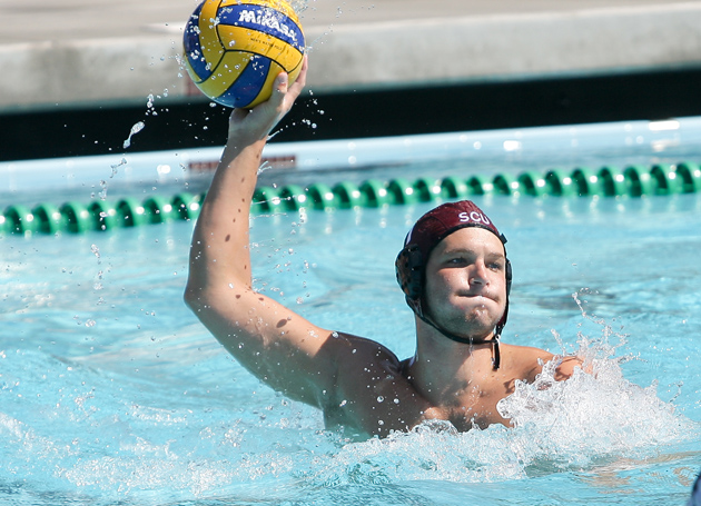 Get to Know Water Polo Junior Mitch Klipa