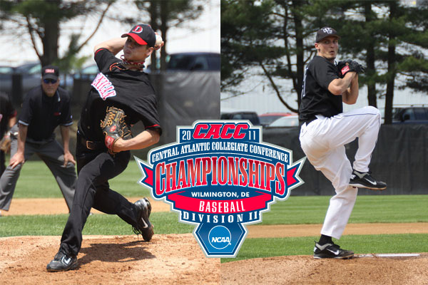 TOP SEEDS DOMINICAN AND WILMINGTON NOTCH DOMINANT WINS AT CACC BASEBALL TOURNAMENT