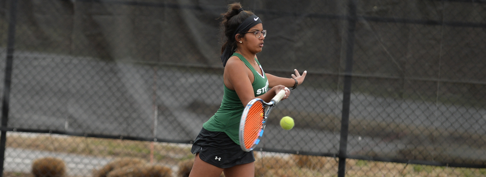 Jenna Skove Collects Weekly Women's Tennis Conference Award