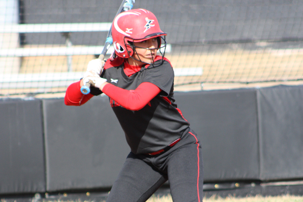 El Paso Community College falls 9-1 at the hands of the Lady Red Devils