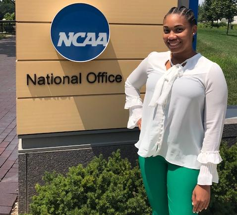 Richardson joining Storm as Intern through NCAA DII Grant