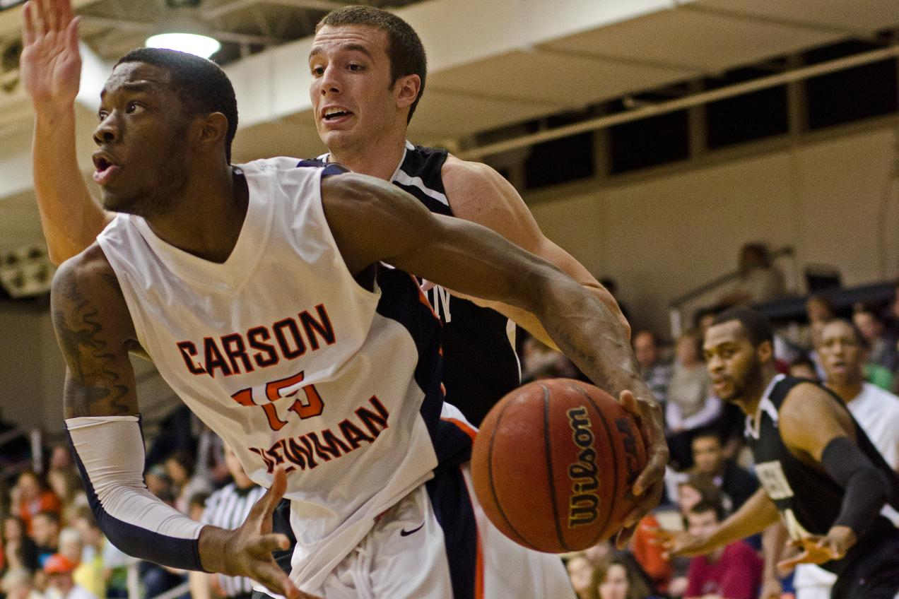 Anderson starts hot to knock off Eagles, 82-70