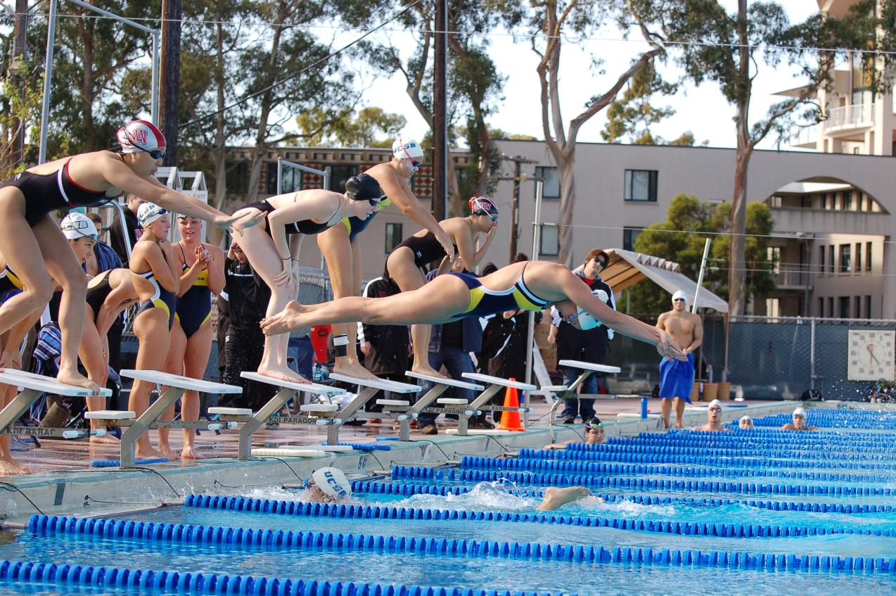Gaucho Swimming and Diving Adds 23 Recruits for 2014-15 Season