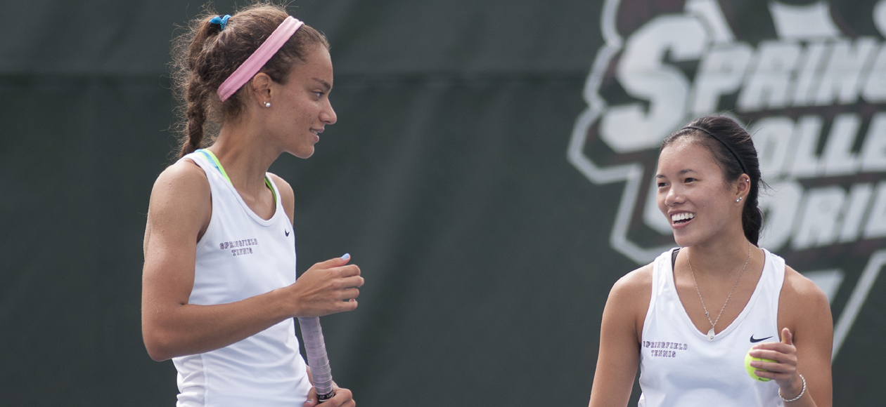 Women's Tennis Sweeps Doubles En Route To 6-3 Victory Over Eastern Nazarene