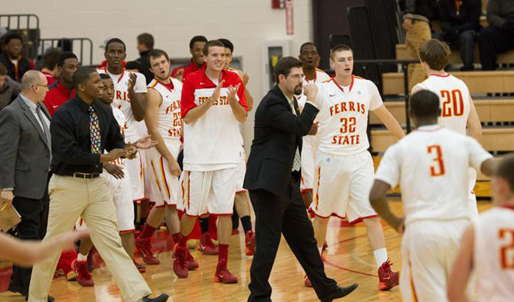 Ferris State Visits Calvin On Thursday Night For Exhibition Game; Listen Live Online
