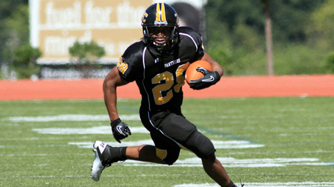 Birmingham-Southern's Morris and Porter Named To D3football.com Team of the Week