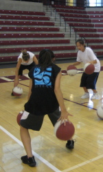Women's Basketball Announces 2009 Camp Dates