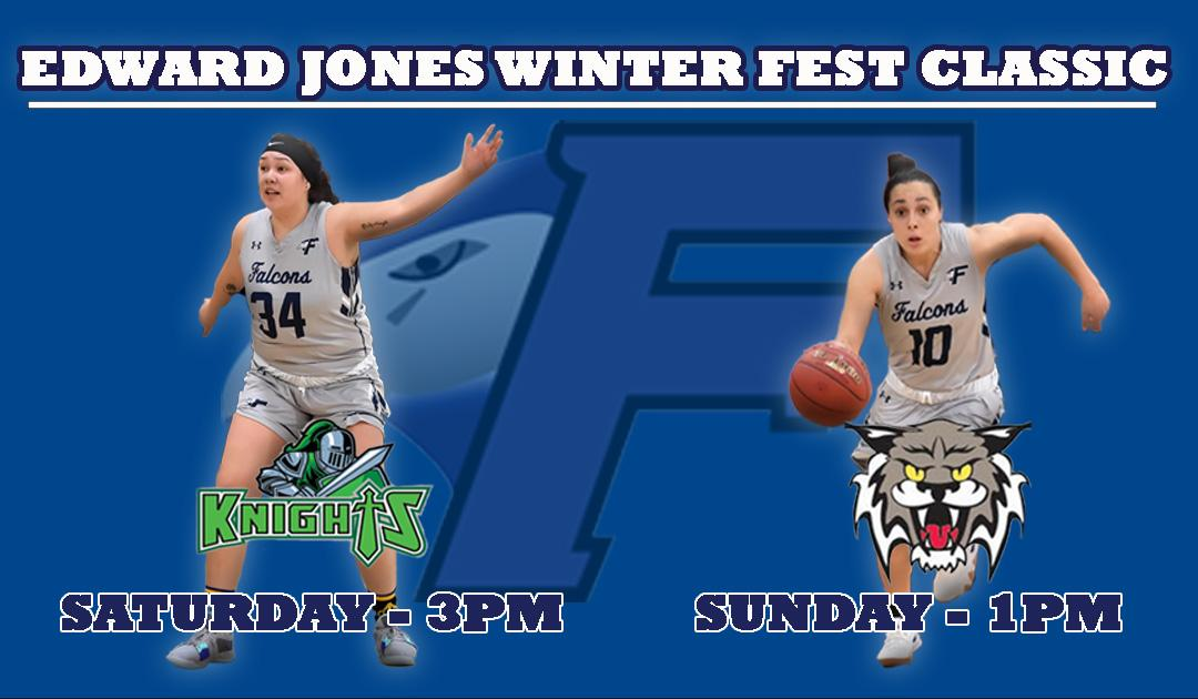 Women's Basketball To Participate In The Edward Jones Winter Fest Classic Over The Weekend