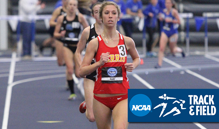 Ferris State Wraps Up Action In NCAA-II Track & Field Championships Saturday
