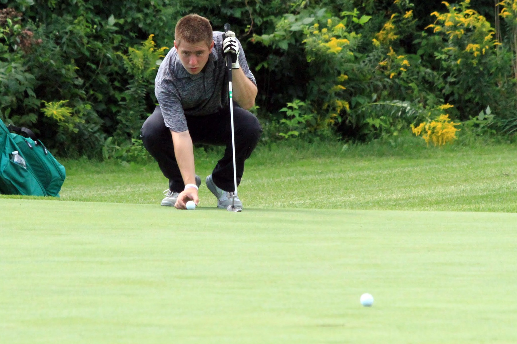 Blazer Golf Finishes Second At Castleton Invitational