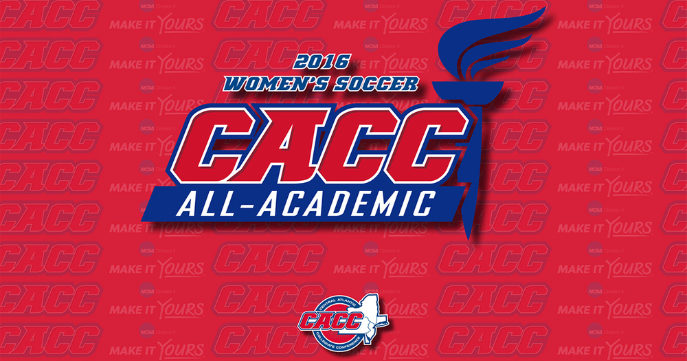 Five Warriors Named to CACC Women's Soccer All-Academic Team
