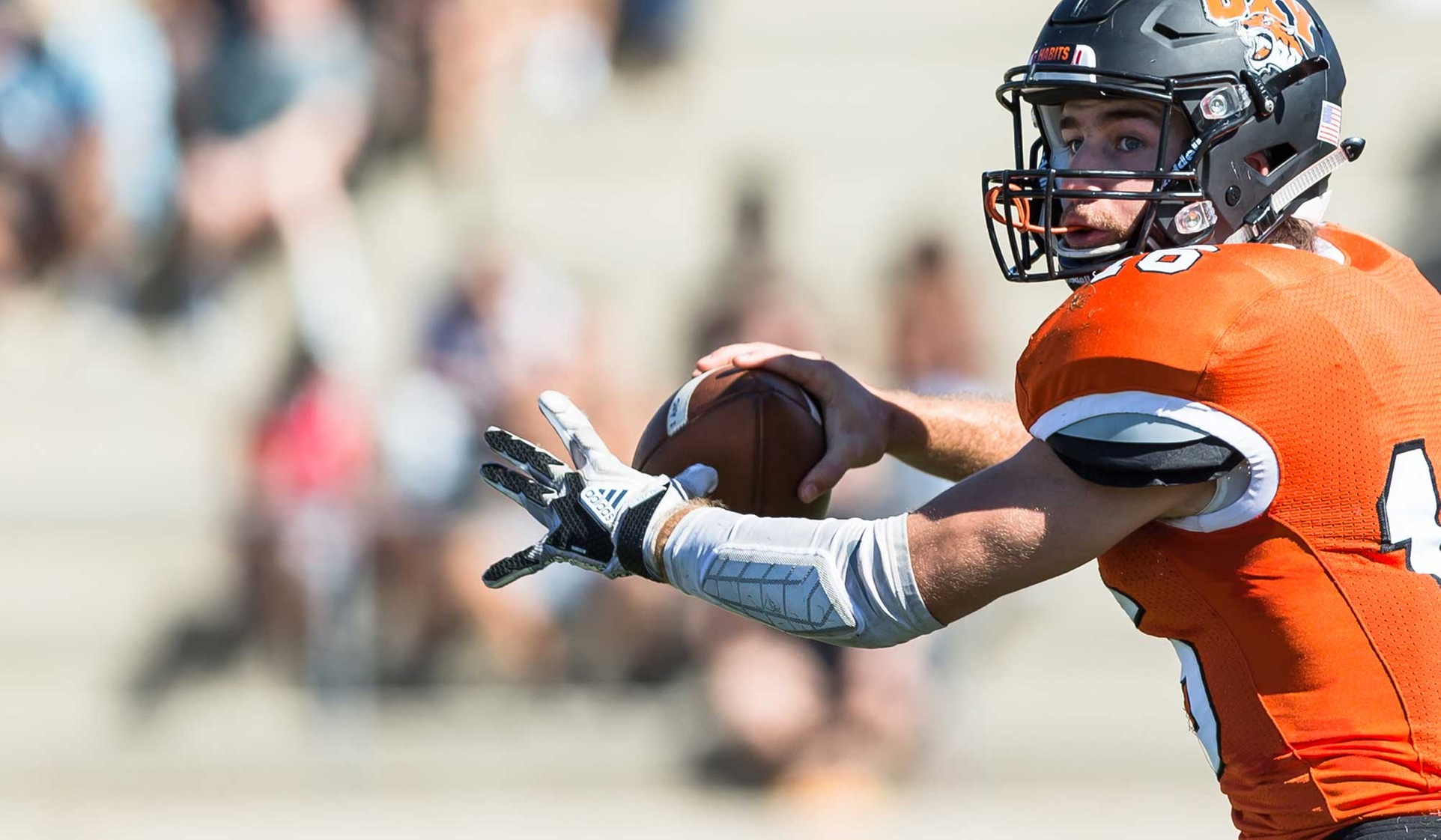 Improving Oxy Gives La Verne Road Scare
