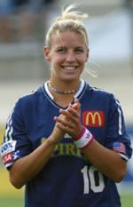 Wagner Leads U.S. To Algarve Cup Trophy