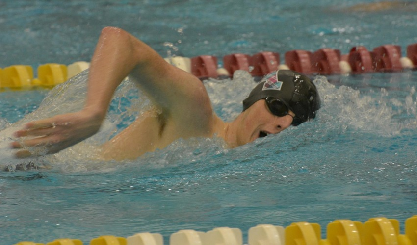 Swim and Dive Opens Season at MIAA Relays