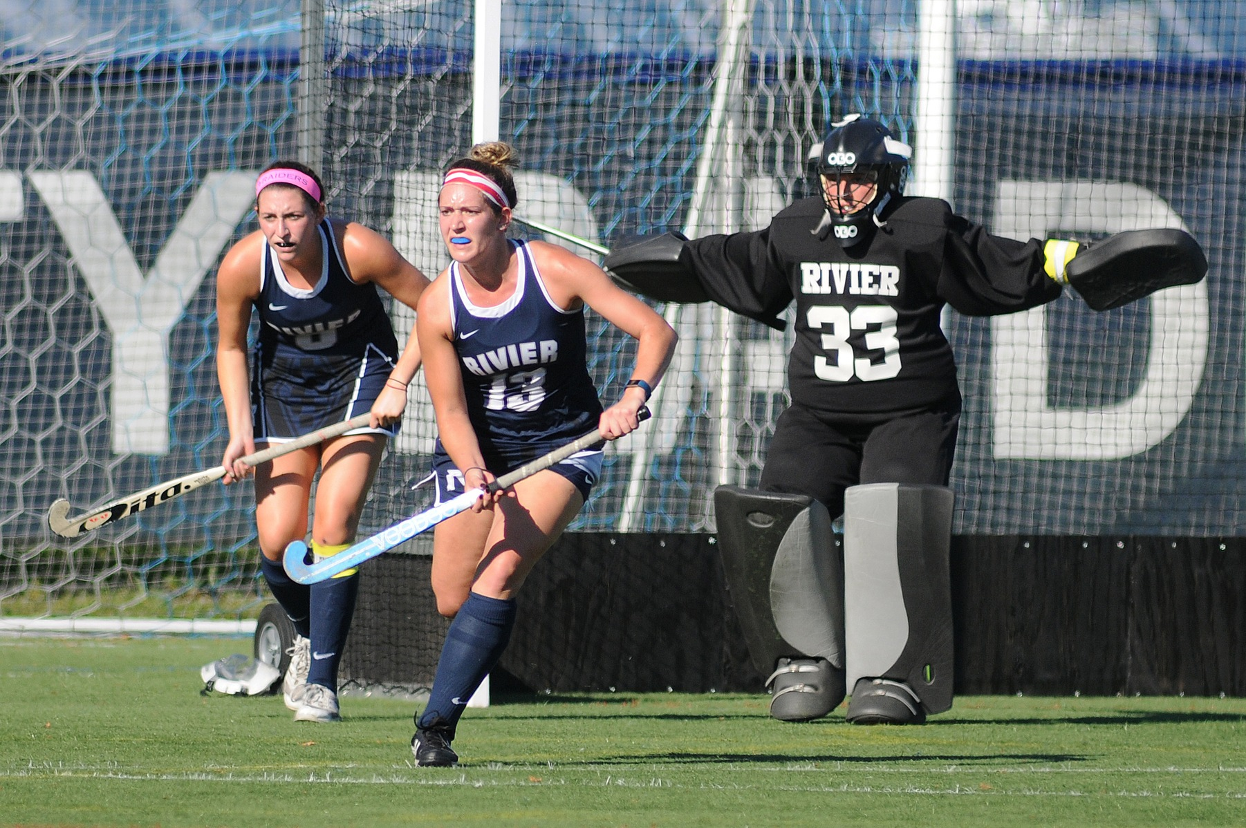 Field Hockey: Seniors close out careers with 10-0 win over Albertus Magnus