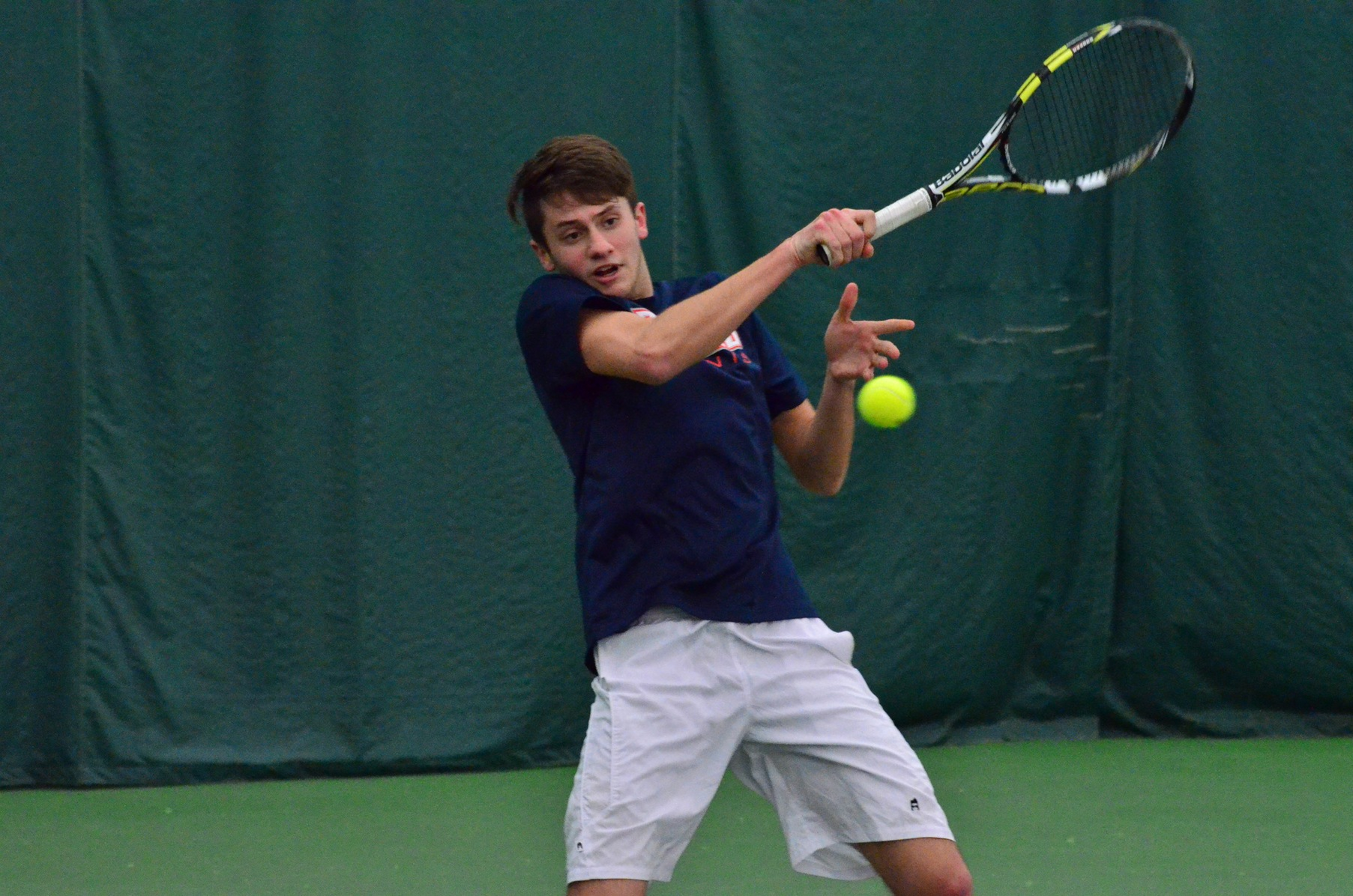 Men's Tennis Shuts Out DeSales in Hilton Head