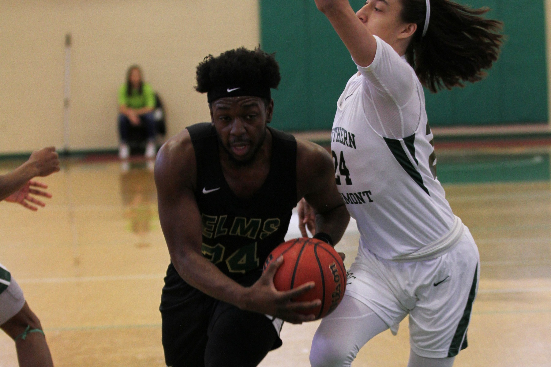 Blazer Men Drop NECC Tilt At SVC