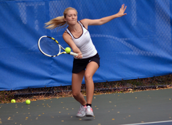 No. 39 Concordia Women's Tennis Upended by No. 9 West Florida