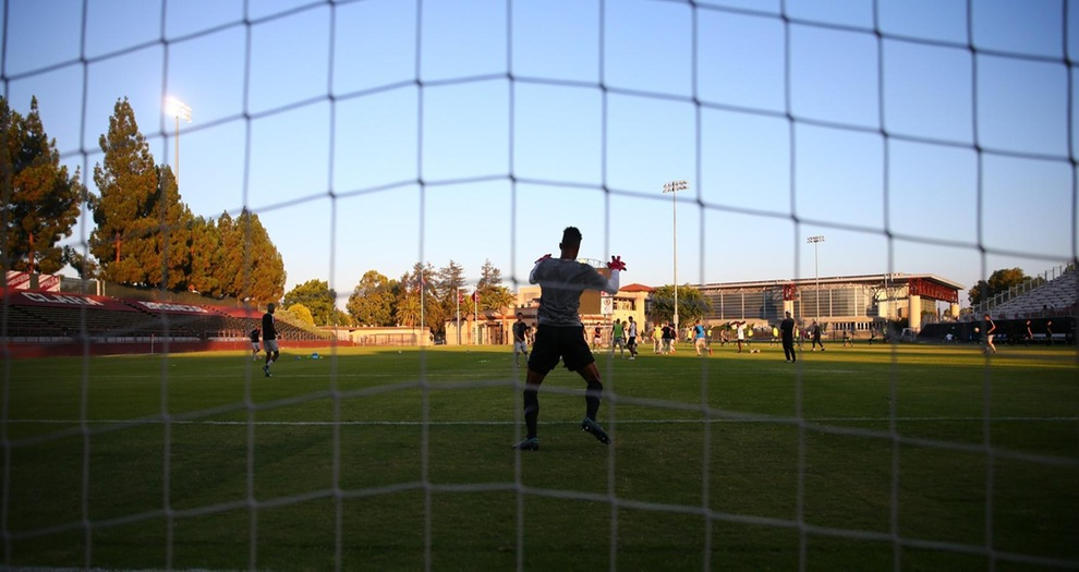 Men's Soccer Hosts LMU in Conference Opener on Sunday