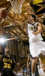Gauchos Return Home for ESPN Game Against Cal State Northridge