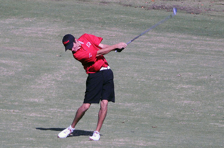 Golf: Howard ties career best as Panthers charge into the lead at Jekyll Island Collegiate Invitational
