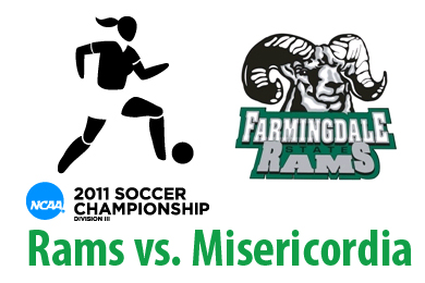 Rams Face Misericordia in NCAA First Round